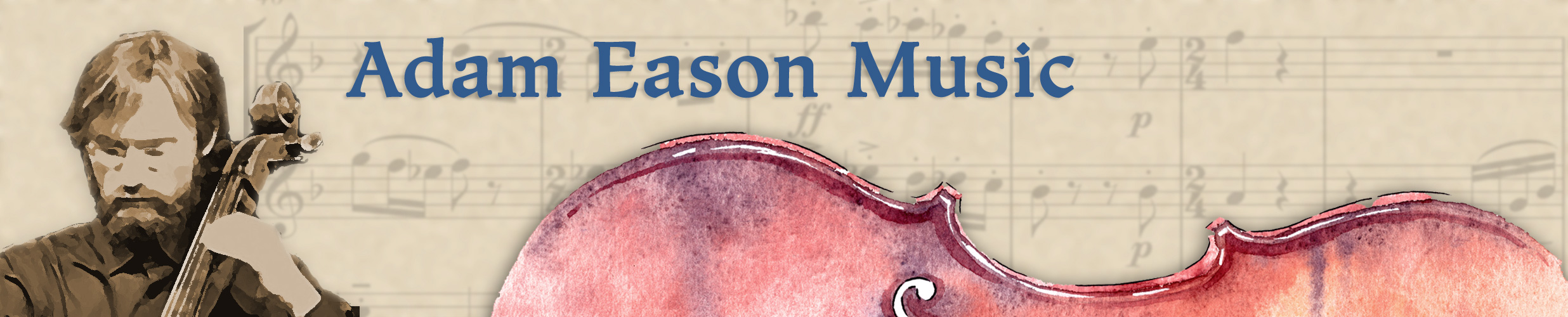 Adam Eason Music